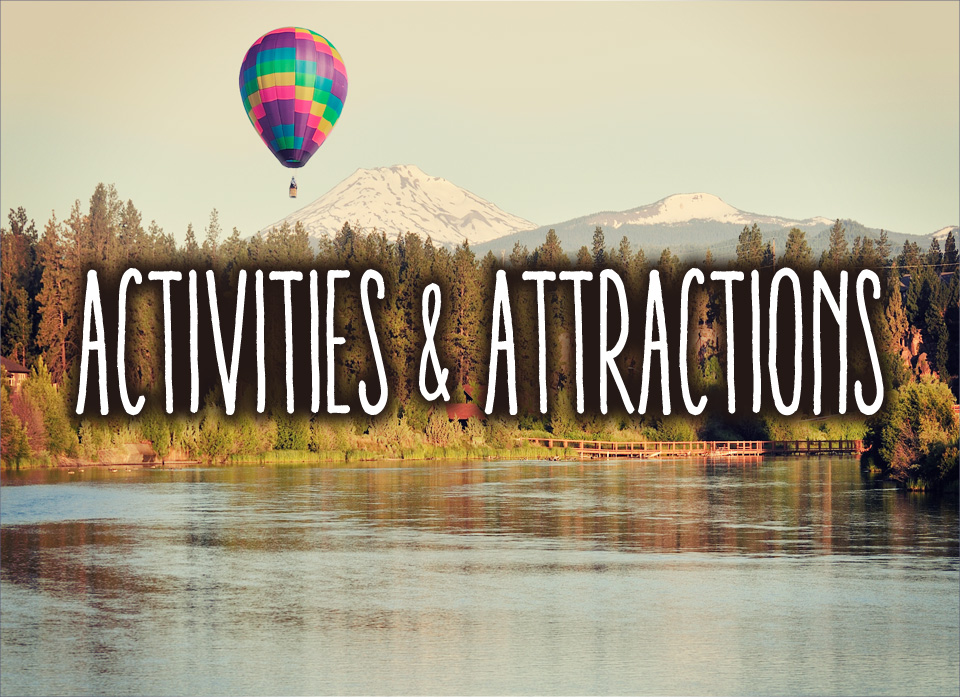 ACTIVITIES & ATTRACTIONS