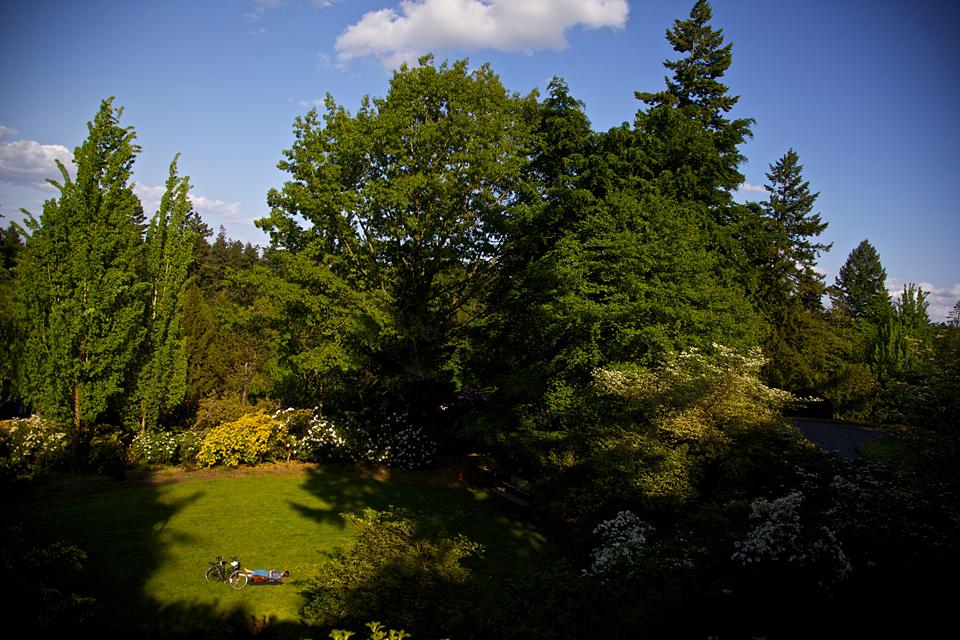 Portland parks and gardens