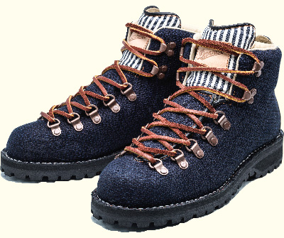 DANNER MOUNTAIN TREAD BLUE