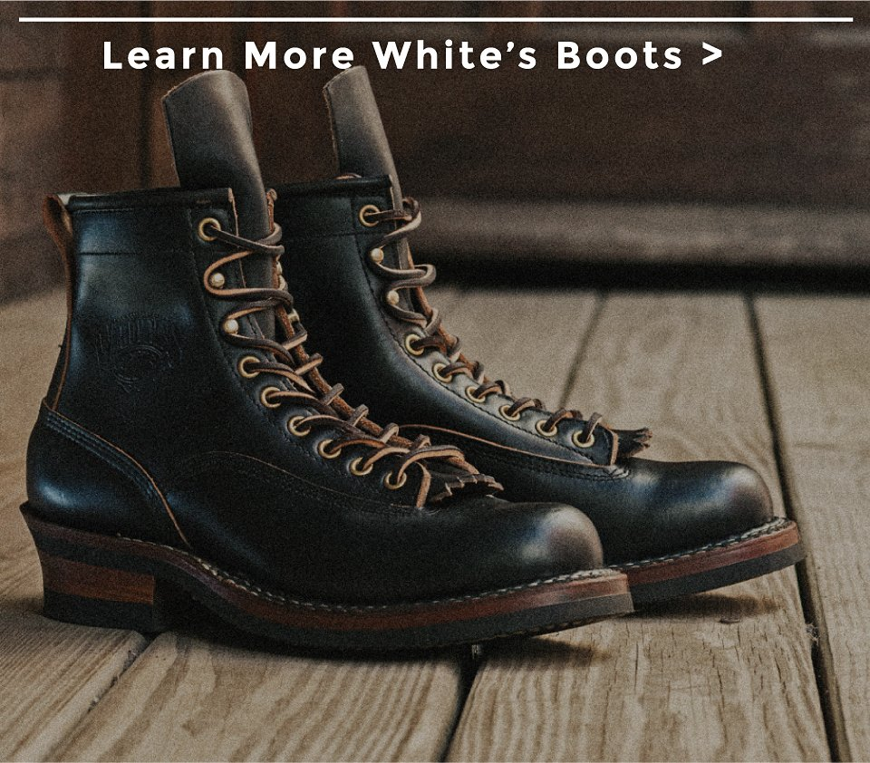 WHITE'S BOOTS OFFICIAL SITE
